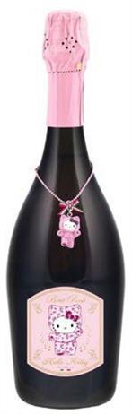 Hello Kitty Brut Rose